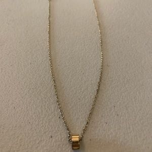 Forever 21 Gold Charm Necklace